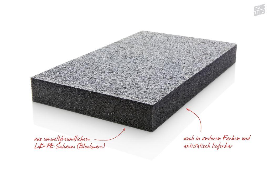 ethafoam plattenware blockware eswe versandpack gmbh. Black Bedroom Furniture Sets. Home Design Ideas