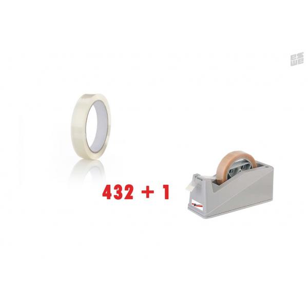 Spar-Set Packfilm PP-Super, transparent